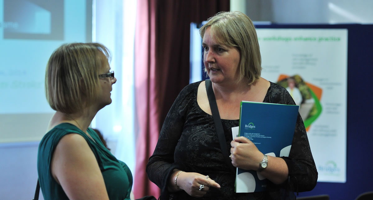 Facilitating change in health and social care management